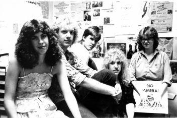 concert committee 1981